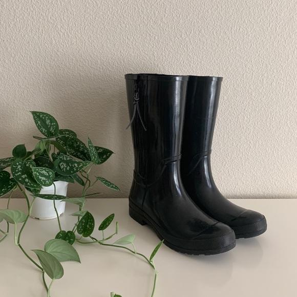 Top Sider Walker Wind Rubber Rain Boots